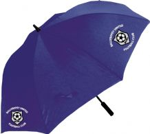 Ballybofey United FC Royal Blue Umbrella - 2018